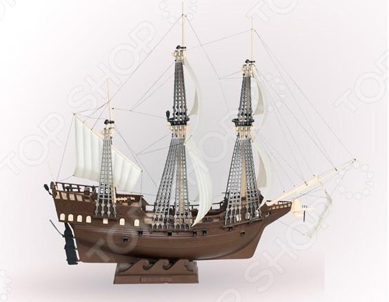 Сборная модель морского судна Огонек «Орел»