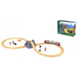 Купить Железная дорога с поездом Brio «Туннель в горе»