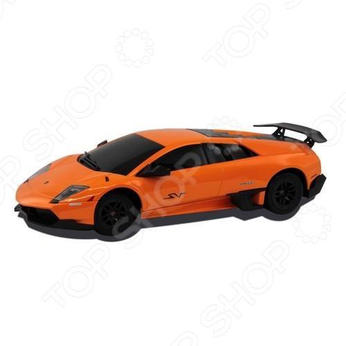 Автомобиль на радиоуправлении 1:26 KidzTech Lamborghini 670-4 kidztech kidztech радиоуправляемая машина nissan gtr черная