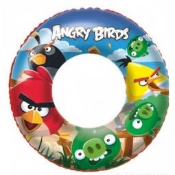 фото Круг надувной Intex 96102 Angry Birds