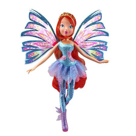 Купить Кукла Winx Club «Сиреникс-2. Волшебное превращение. Блум»