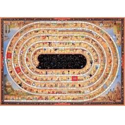 Купить Пазл 4000 элементов Heye «История Мира (опус 1)» Marino Degano