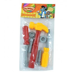 Купить Набор инструментов игровой 1 Toy «Ну, погоди!» Т58338