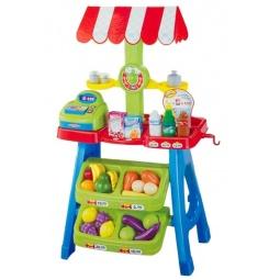 фото Игровой набор для девочки Shantou Gepai «Магазин с кассой и продуктами»