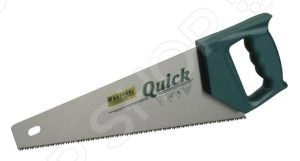 Ножовка по дереву Kraftool Pro-Quick ножовка kraftool quick u rs 7 8tpi 500мм 15004 50
