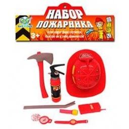 Купить Набор пожарника S+S Toys СС75469