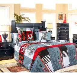 фото Комплект постельного белья Белиссимо «Сэнсей». 2-спальный