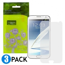 фото Пленка Muvit Screen Guard AntiFinger для Samsung Note 2