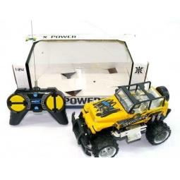 Купить Машина на радиоуправлении Shantou Gepai «Джип» 2011-2E. В ассортименте