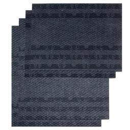 Купить Набор ковриков влаговпитывающих универсальных Зебра Z-1068