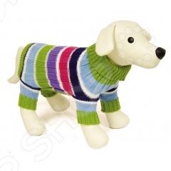 Свитер для собак DEZZIE 562508 свитер для собак dezzie 561507 цвет бежевый