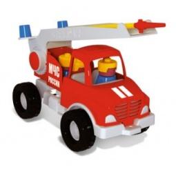 фото Машинка игрушечная Стеллар «Пожарная машина»