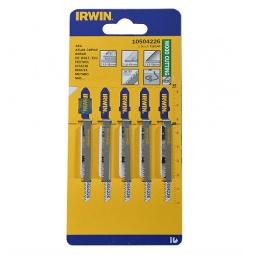 Купить Пилки для электролобзика IRWIN T101AO HCS