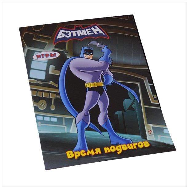 """фото Игры """"Бэтмен. Время подвигов"""""""