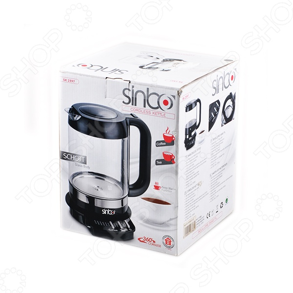 Чайник Sinbo