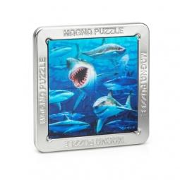 фото Пазл 3D Magna «Акулы»