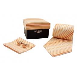 фото Набор подарочный: галстук, запонки, нагрудный платок Mondigo 43118