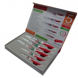 фото Набор ножей Mayer&Boch MB-21623 в коробке