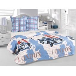 Купить Комплект постельного белья Tete-a-Tete «Лондон». 1,5-спальный