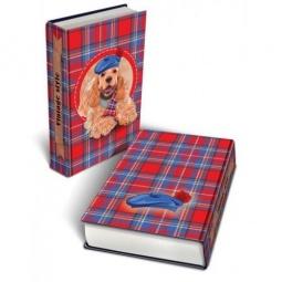 фото Книга-шкатулка Феникс-Презент «Спаниель»