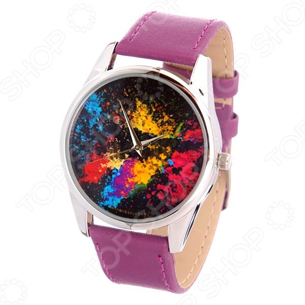 Часы наручные Mitya Veselkov «Палитра» Color часы наручные mitya veselkov райский сад color