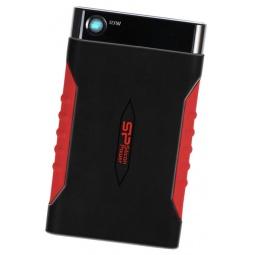 фото Внешний жесткий диск Silicon Power Armor A15 1TB. Цвет: красный, черный