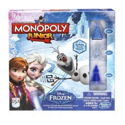 Купить Настольная игра Hasbro JUNIOR «Монополия. Холодное сердце»