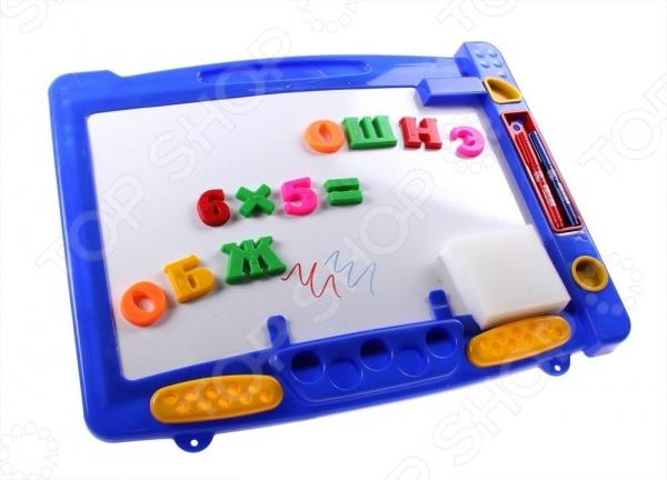 Набор обучающий на магнитах Эра с маркерами «»Магнитишка Т9