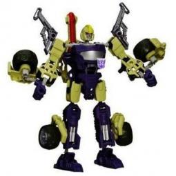 фото Набор игровой для мальчиков Hasbro Собери робота. Тройная трансформация