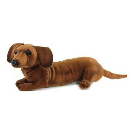Купить Мягкая игрушка для ребенка Hansa «Щенок таксы»