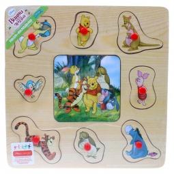 фото Пазл для малышей Disney «Винни Пух»