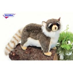 фото Мягкая игрушка Hansa «Енот»