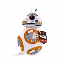 Купить Брелок мягкий со звуковыми эффектами Star Wars «ВВ-8» SW01919