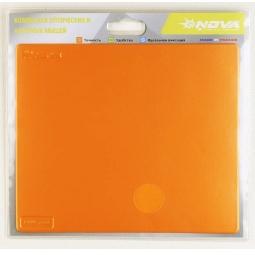 фото Коврик для мыши Nova FUN. Цвет: оранжевый