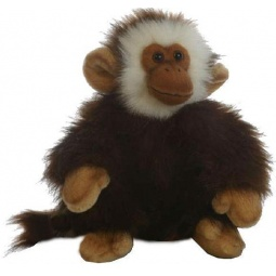 фото Мягкая игрушка для ребенка Hansa «Обезьянка»