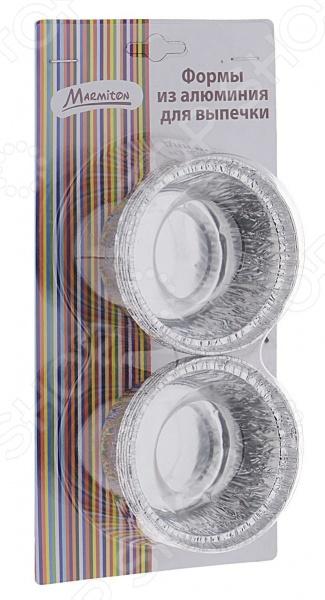 Набор форм для выпечки Marmiton 11364 набор форм для выпечки из фольги сердечки