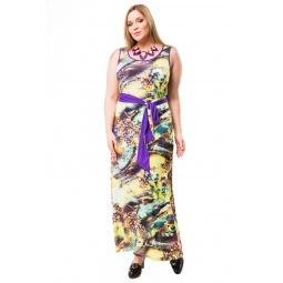 фото Платье Mondigo 27052. Цвет: салатовый
