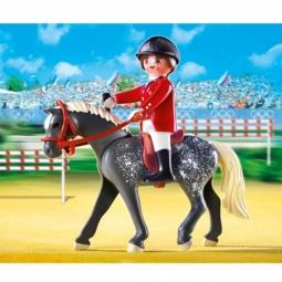 Купить Трекерная лошадь со стойлом Playmobil 5110pm