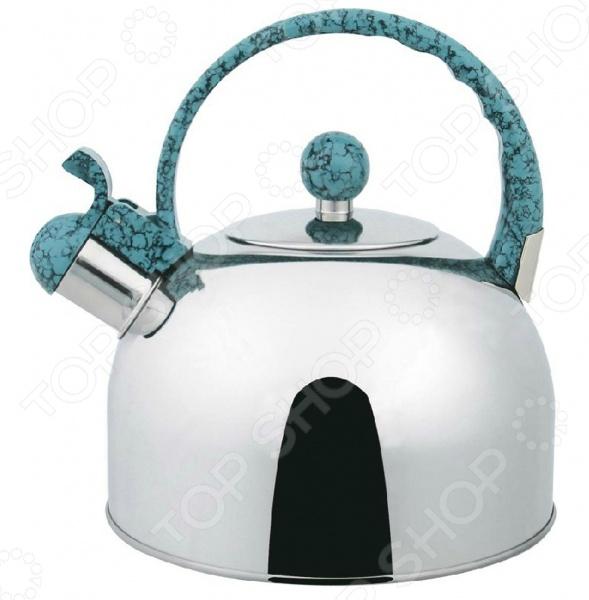 все цены на Чайник со свистком Bekker BK-S307 онлайн