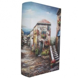 фото Книга-шкатулка Феникс-Презент «Итальянская улочка»