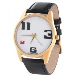 Купить Часы наручные Mitya Veselkov «3-6-8-11» Gold