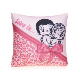 фото Подушка декоративная Love is... «Romantic Embrace»