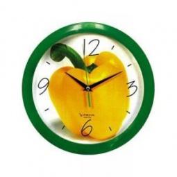 Купить Часы настенные Вега П 1-3/7-28 «Сладкий перец»