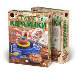 Купить Набор для творчества из глины Фантазер «Чайная церемония»