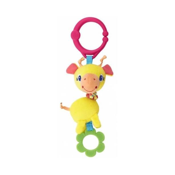 фото Подвеска-игрушка Bright Starts Жираф «Дрожащий дружок»