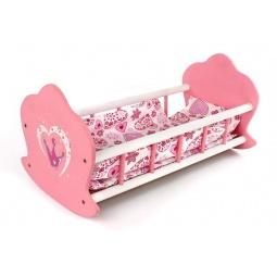фото Кроватка для кукол Mary Poppins «Корона» 67115