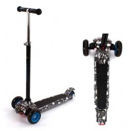 фото Самокат трехколесный X-MATCH с принтом