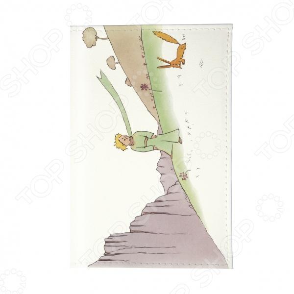 Обложка для автодокументов Mitya Veselkov «Принц и лис» обложка для автодокументов кожаная mitya veselkov гагарин