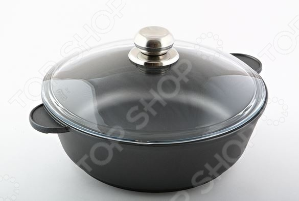 Жаровня с крышкой VICTORIA «Престиж» щетка для посуды венус престиж 1018146