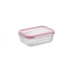 фото Контейнер для продуктов прямоугольный Glass Tescoma Freshbox. Объем: 600 мл. Размер: 130х60х180 мм